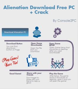 Alienation pc version