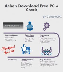 Ashen pc version