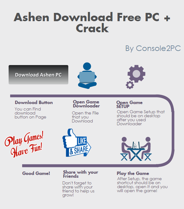 Ashen pc version
