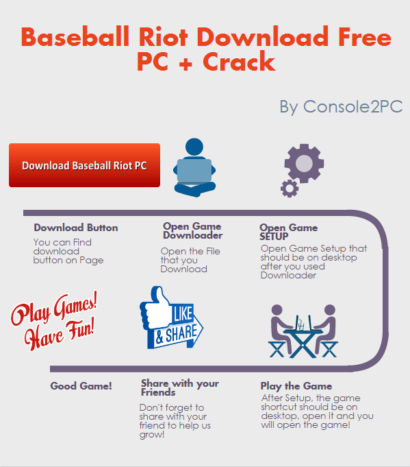 Baseball Riot pc version