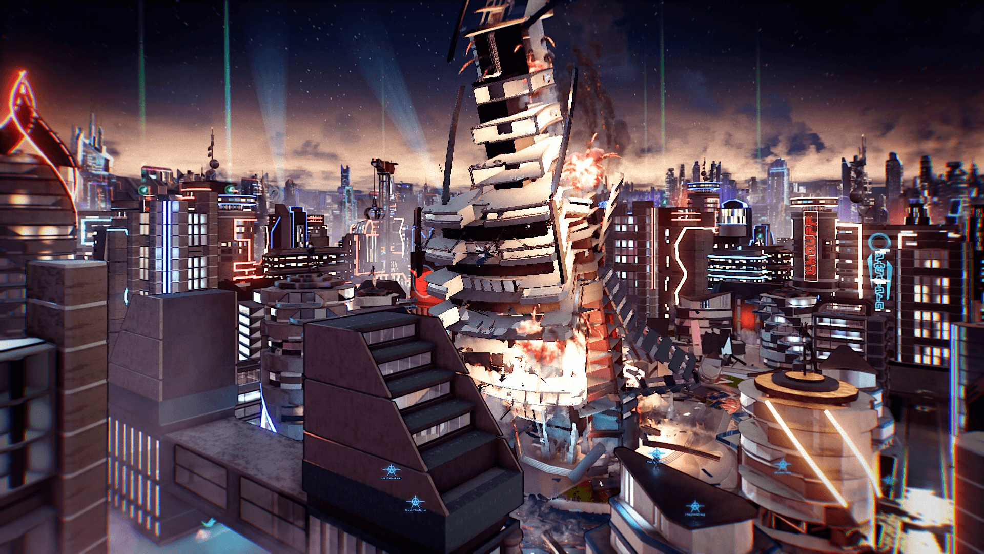 Crackdown 3 download pc