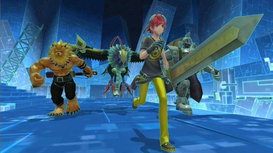 Digimon Story Cyber Sleuth download pc