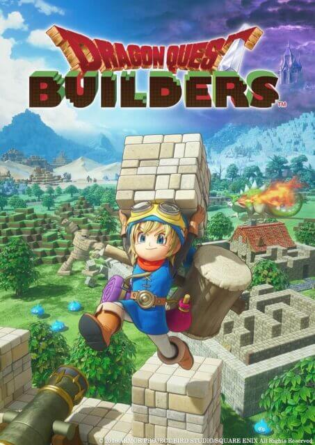 Dragon Quest Builders PC Download Free + Crack