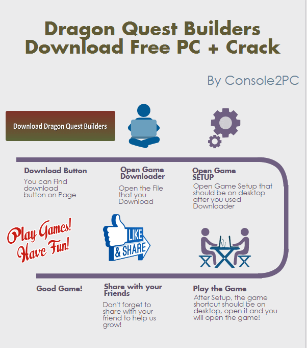 dragon quest builders iso ps3