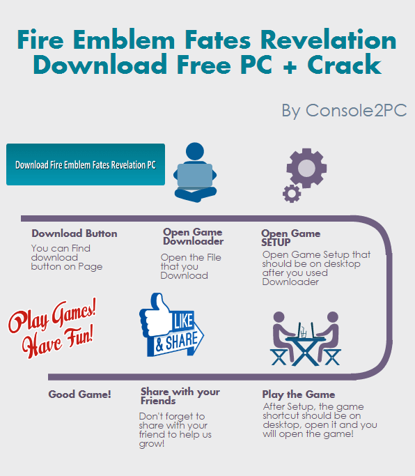 Fire Emblem Fates Revelation pc version