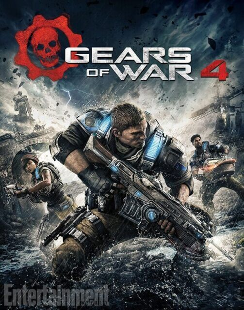 Gears of War 4 PC Download Free + Crack