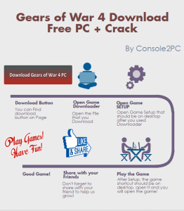 Gears of War 4 pc version