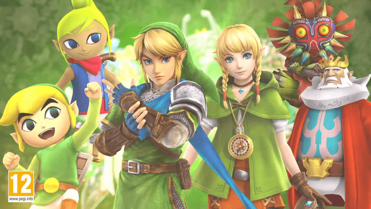 Hyrule Warriors Legends download pc