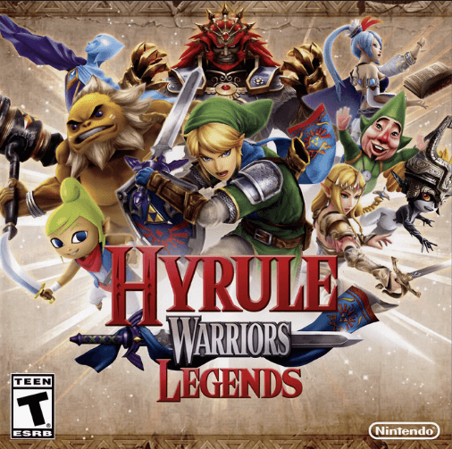 Hyrule Warriors Legends pc download