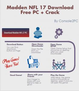 Madden NFL 17 pc version