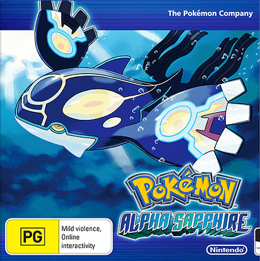 Pokémon Alpha Sapphire PC Download Free + Crack