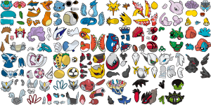 Pokemon Battle Trozei download pc