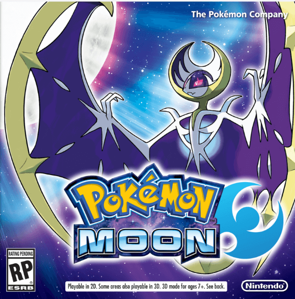 Pokemon Moon PC Download Free + Crack
