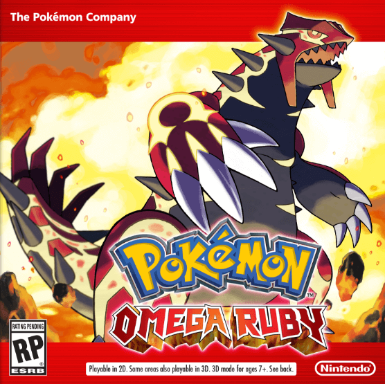 Pokemon Omega Ruby PC Download Free + Crack