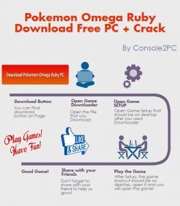 Pokemon Omega Ruby pc version
