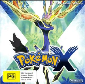 Pokemon X pc download