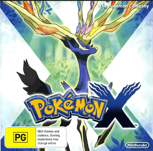 Pokemon X pc download