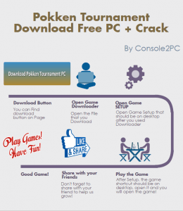 Pokken Tournament pc version