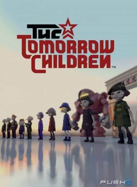 The Tomorrow Children PC Download Free + Crack