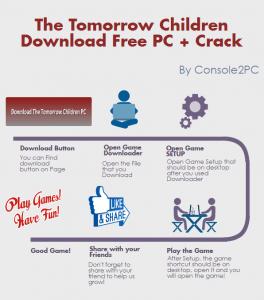 The Tomorrow Children pc version
