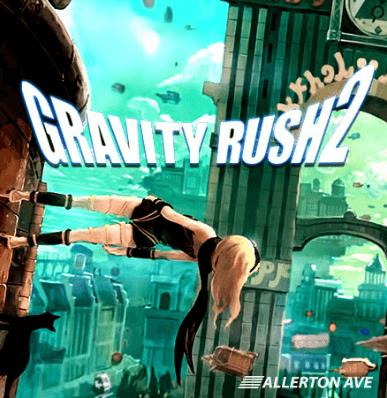 Gravity Rush 2 PC Download Free + Crack