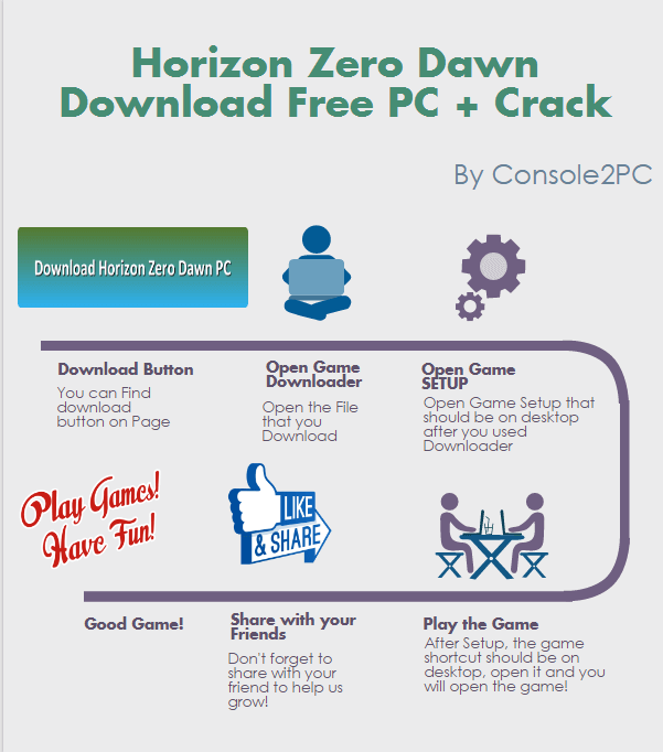 Horizon Zero Dawn pc version