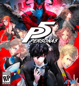 Persona 5 pc download