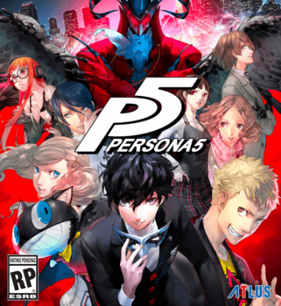 Persona 5 pc download