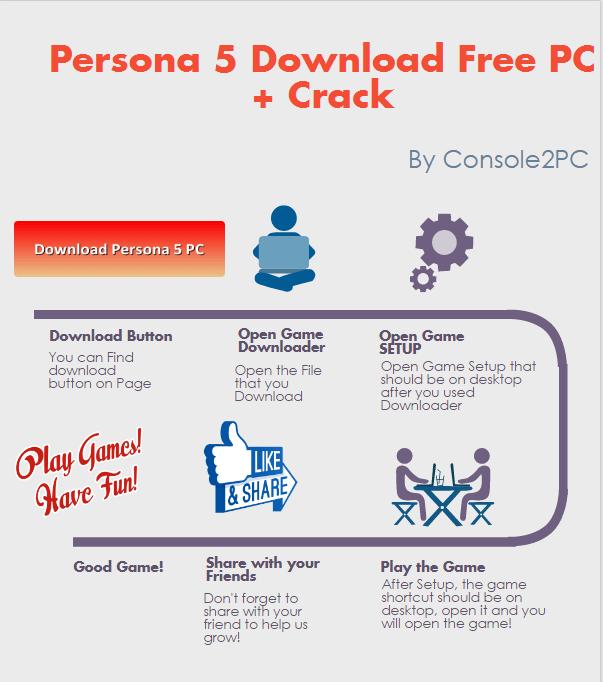 Persona 5 pc version
