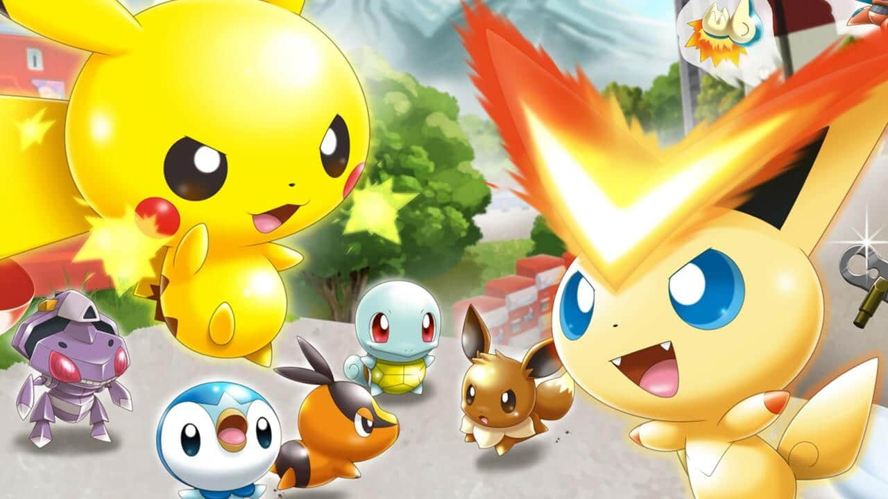 Pokemon Rumble World download pc