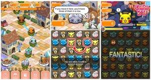 Pokemon Shuffle download pc