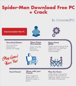 Spider-Man pc version