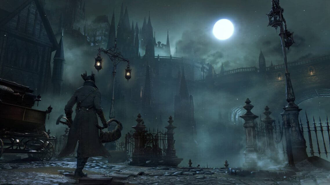 Bloodborne download pc