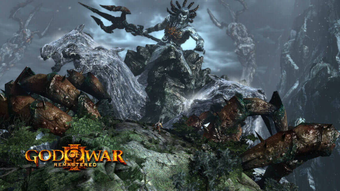 God of War 3 Remastered download pc