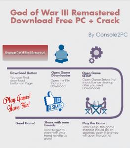 God of War 3 Remastered pc version