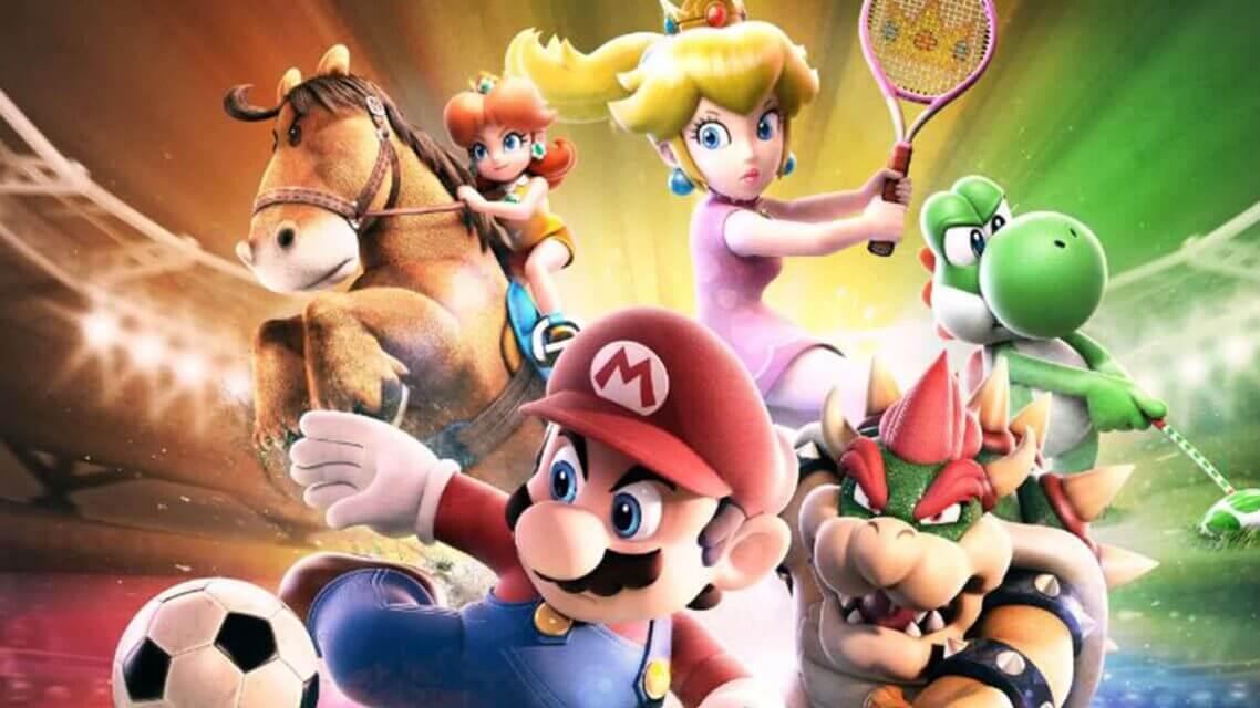 Mario Sports Superstars download pc