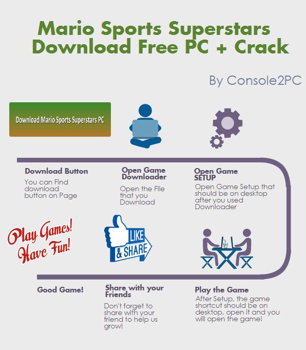Mario Sports Superstars pc version