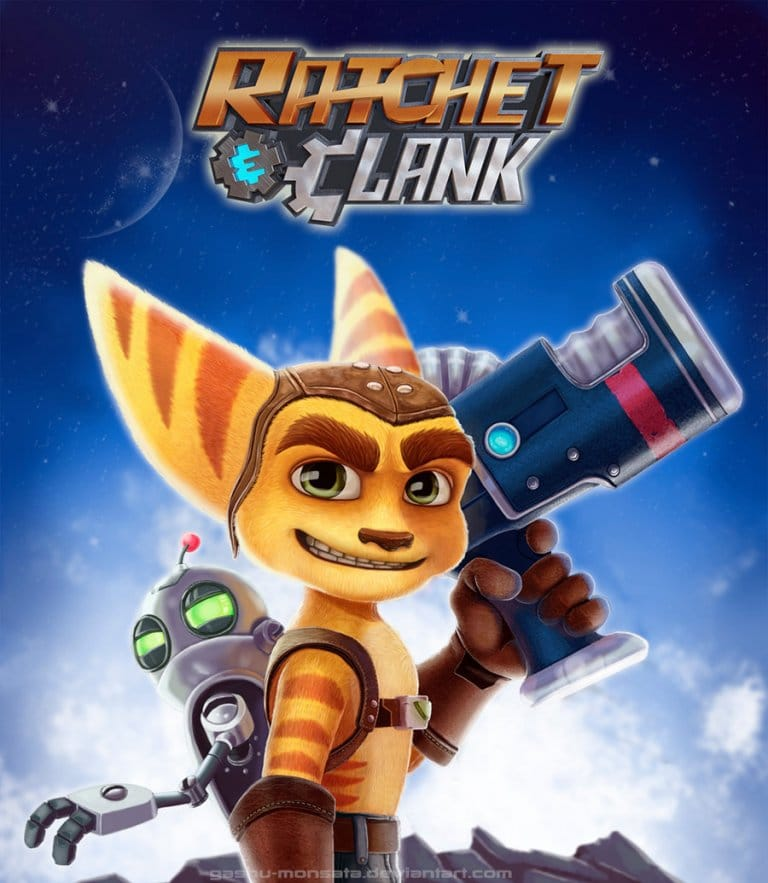 Ratchet & Clank PC Download Free + Crack