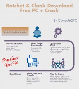 Ratchet & Clank pc version