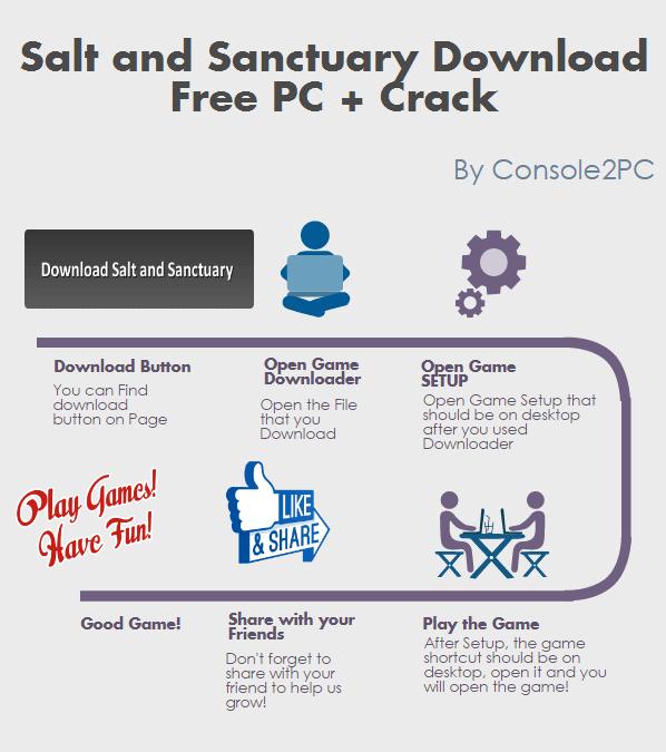 Salt and Sanctuary pc version