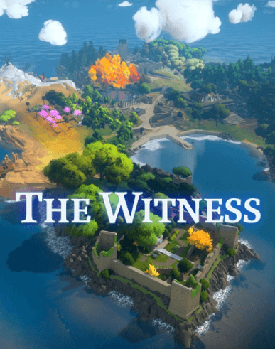 The Witness PC Download Free + Crack