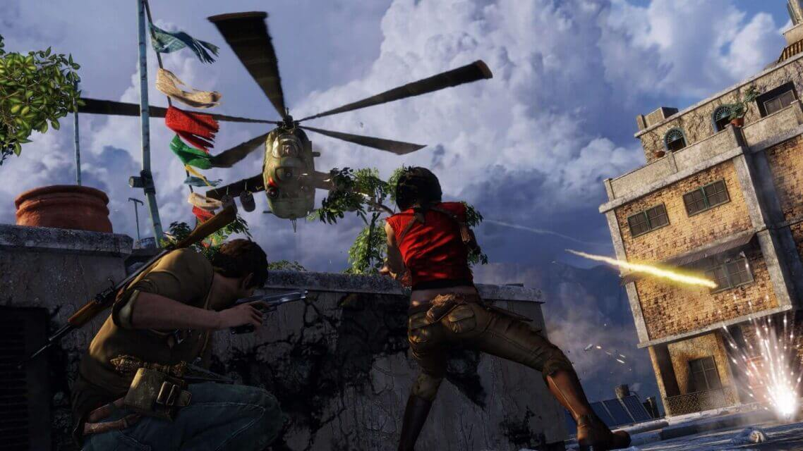 Uncharted The Nathan Drake Collection download pc