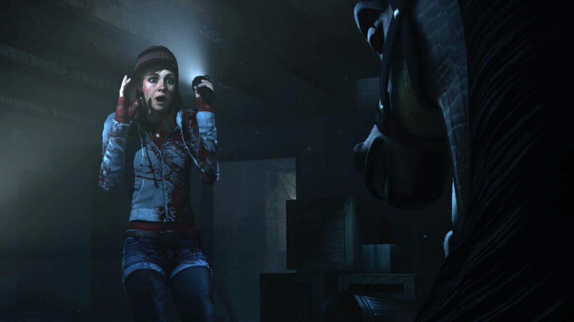 Until dawn download pc