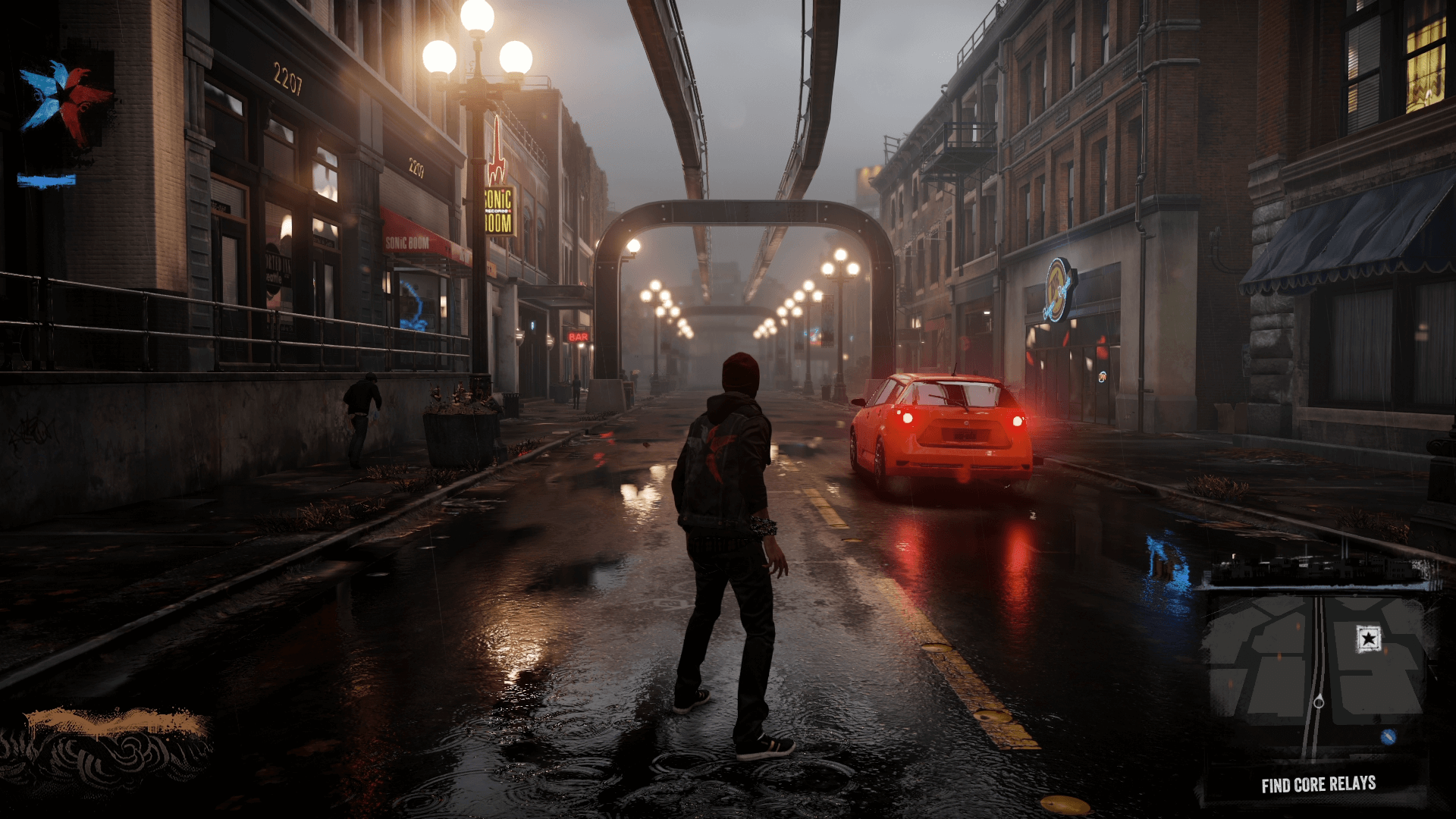 inFAMOUS Second Son download pc