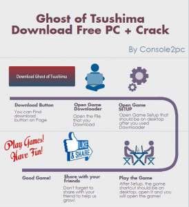 ghost of tsushima pc version