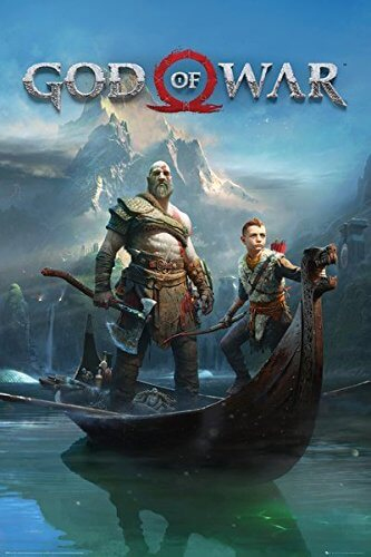 God of War 4 (2018) PC Download Free + Crack