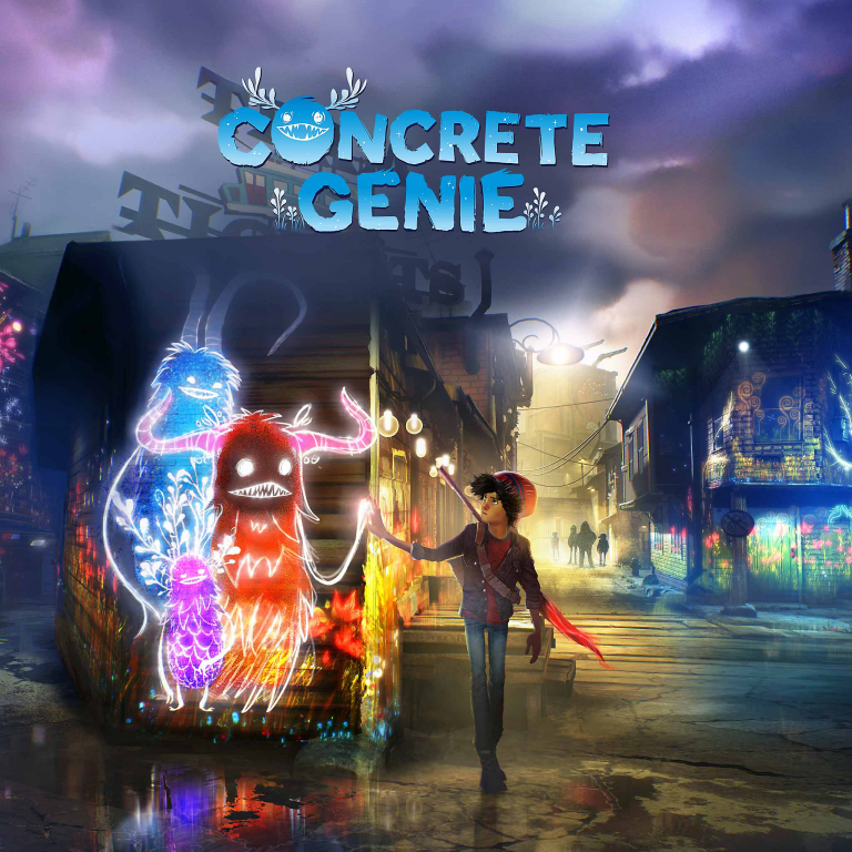 Concrete Genie PC Download Free + Crack