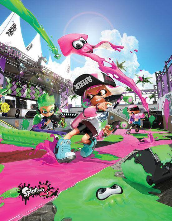 Splatoon 2 PC Download Free + Crack