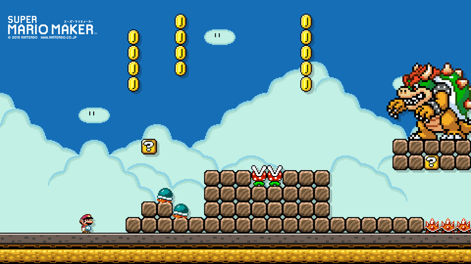 Super Mario Maker download pc
