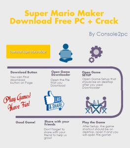 Super Mario Maker pc version